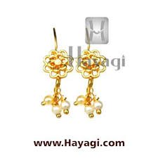bugadi earrings bugadi earring stud tops earrings hayagi