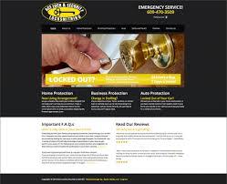 business website design and web development
