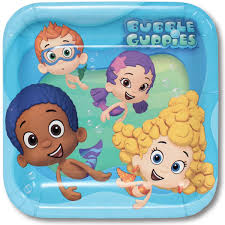 Bubble Guppies Decorations Bubble Guppies Party Supplies
