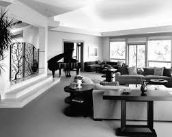 white modern nuance interior black and white modern painting for