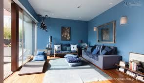 blue livingroom uncategorized living room wallpaper modern house