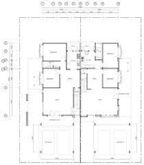 single storey semi detached house floor plan curtin water 1 1 2 storey semi detached house sarkies