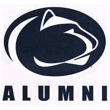 penn state alumni sticker student book store e40000104067 penn state alumni decal alogo 6