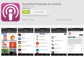5 best podcast apps for android hongkiat - Podcast Android