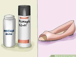 how to get rid of toe fungus 11 steps with pictures wikihow
