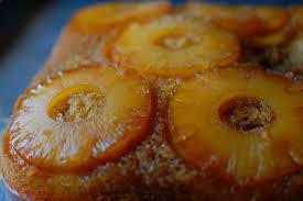pineapple upside down cake recipes dessert genius kitchen