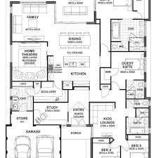 luxury open floor plans 9 luxury open floor plans modern family house plans numberedtype