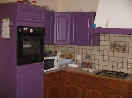 peinture pour placard de cuisine la peinture des meubles de la cuisine le de potichounette