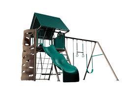 amazon com lifetime big stuff adventure play set sports u0026 outdoors