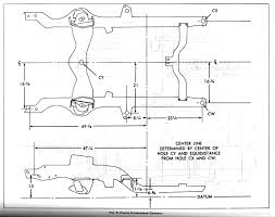 1968 mustang dimensions suspension