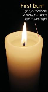Burning Light 4 Reasons Your Candle Isnt Burning Well