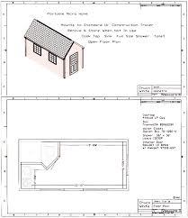 Walt U0027s Micro Home Plans