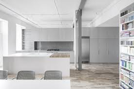 montreal modernity house located in montreal is a true modern industrial kitchen in the apartment