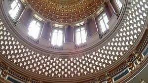 Iowa State Capitol by Iowa State Capitol Top Floor Youtube