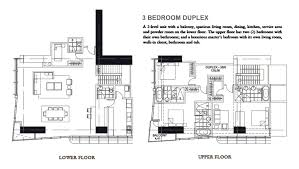 100 4 bedroom duplex floor plans multi family house plan