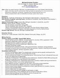 Network Administrator Skills Resume Download Linux Administration Sample Resume Haadyaooverbayresort Com
