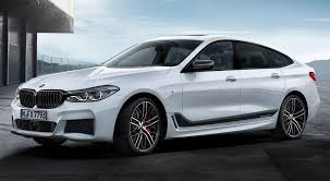 bmw 6 series gran turismo gets m performance parts