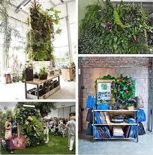 Wall Garden Planter by Large 9 Pocket Hanging Vertical Garden Planter Indoor Outdoor