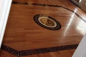 hardwood floor design cement patio