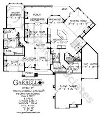 graystone cottage house plan house plans by garrell associates inc