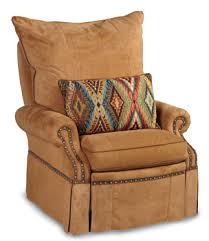 western leather sofa awesome leather recliner chair with turquoise nail heads crows