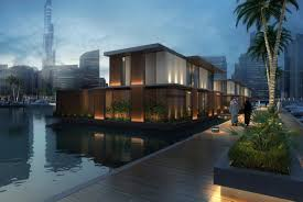 dubai set to get first u0027floating u0027 homes restaurants by year end