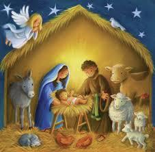 christmas manger christmas morning service axmouth church