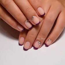 21 summery french tip nail designs naildesignsjournal com