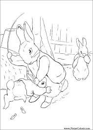 drawings paint u0026 colour peter rabbit print design 018