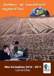 chambre d agriculture loir et cher catalogue 2010 des formations de la chambre d agriculture de loir