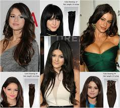 hair extensions styles wavy hair styles for black hair with hair extension