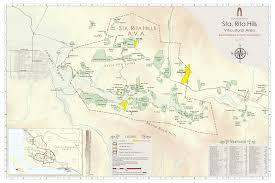 Santa Barbara Map Wa
