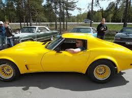 0 60 corvette stingray 1975 chevrolet corvette stingray 1 4 mile drag racing timeslip