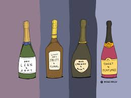 asti martini champagne sparkling wine explained from dry to sweet wine folly