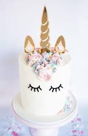 unicorn cake topper unicorn cake topper kit melt bake party