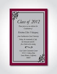 formal graduation invitations marialonghi