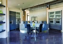 Blue Kitchen Tiles Ideas - floor tile design ideas home interior design