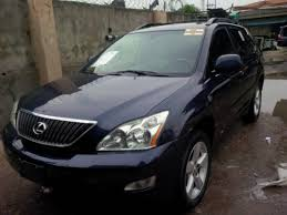 lexus rx models for sale a clean 2004 model lexus rx 330 for sale autos nigeria