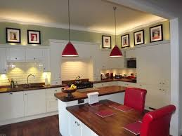 this stunning kitchen was designed by howdens in aberdeen and uses