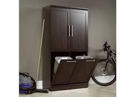 sauder homeplus basic storage cabinet dakota oak amazing sauder home plus dakota oak storage cabinet w tilt out door