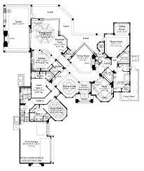 3 car garage floor plans home plan del toro sater design collection