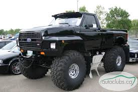 ford f700 truck ford f700 and fenders that s one creative way to solve a