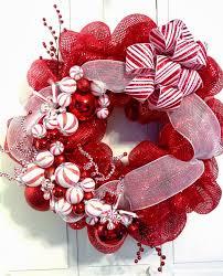 mesh ribbon ideas christmas wreaths 75 ideas for festive fresh burlap or mesh wreaths
