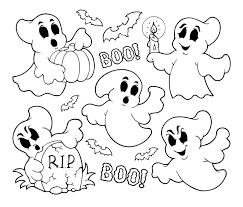 imagenes de halloween tiernas para colorear dibujos de halloween para colorear imagenes hall on los mejores