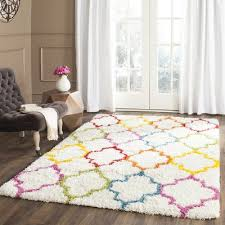 Kid Area Rugs Ivory Shag Area Rug Reviews Wayfair Baby Soto