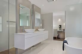 BATHROOM DESIGN  NEW HOME  HARBOURSIDE  SMB Interior - Bathroom design sydney