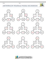 printables math puzzle games worksheets whelper worksheets