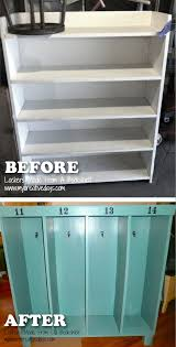 cheap kids lockers 20 easy creative furniture hacks with pictures coats
