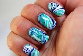 water marble ideas nail art that you love for season summer nail