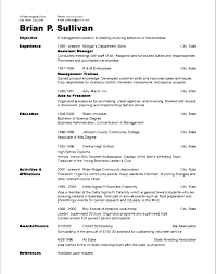 Resume Volunteer Work Resume Volunteer Experience Sample Volunteer Experience Resume
